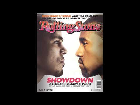 the truth behind the Kanye West and J. Cole beef