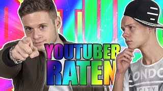YOUTUBER RATEN | der is es | inscope21