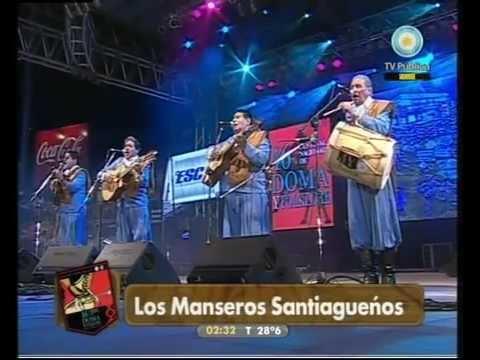 Desde Siempre y Para Siempre - Los Manseros Santiagueños en vivo