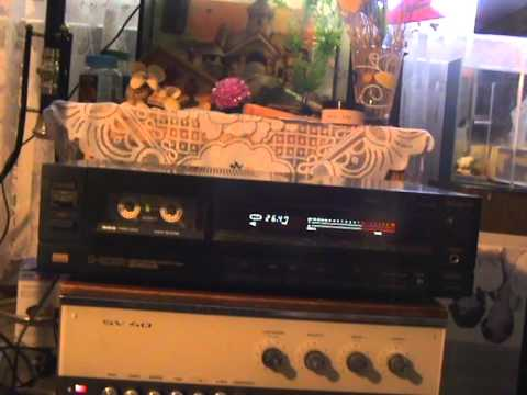 Sansui D 905R (Cassette deck)
