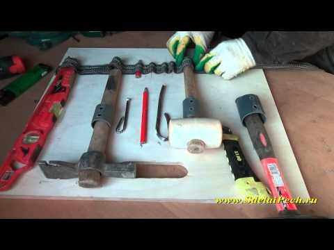 Ящик для инструмента  Часть 3