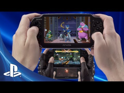 E3 2012: PS Vita Software Showcase