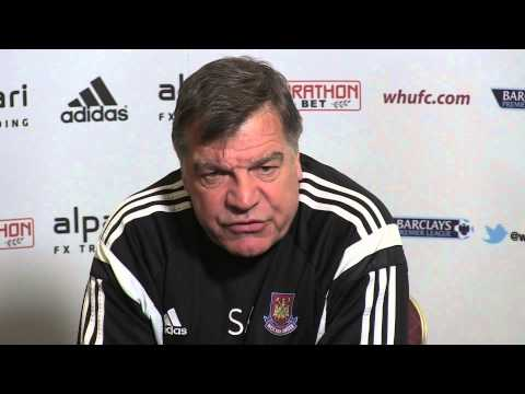 Sam Allardyce: Do not ask me insulting questions!