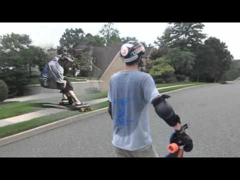 Nelson Longboards: Freeride Warriors Teaser