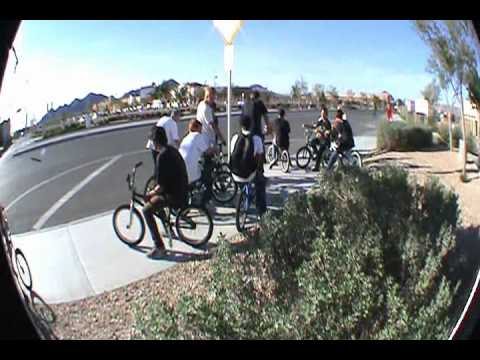 Apple Valley, CA BMX Skatepark Protest 2010