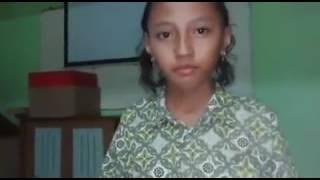 Alamaaaak anak SD umur 10 tahun dipaksa nyoblos