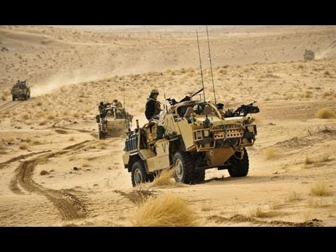 British Army Road Warriors Afghanistan part 2