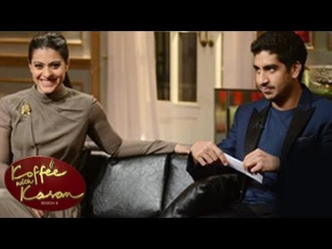 Karan Johar INSULTS Kajol on Koffee With Karan 16th March 2014 EPISODE