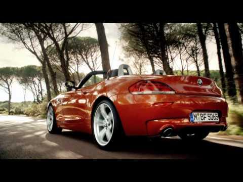 New 2013 BMW Z4, промо-видео