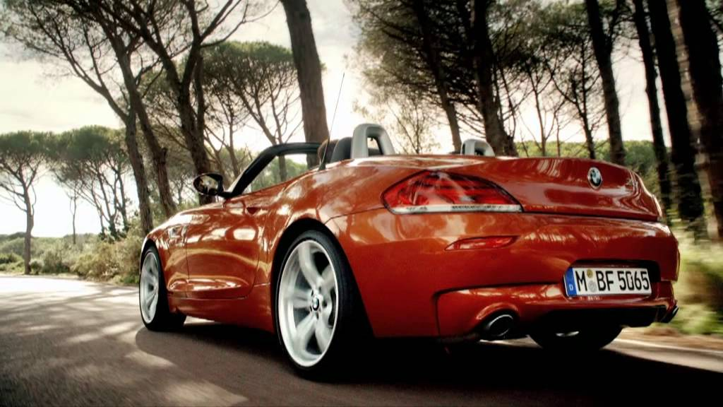 New 2013 Bmw Z4 Roadster Launch Commercial And Film Youtube