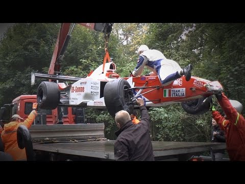 FIA Hill Climb MASTERS Sternberk 2016 | CRASH & ACTION by MotoRecords.pl
