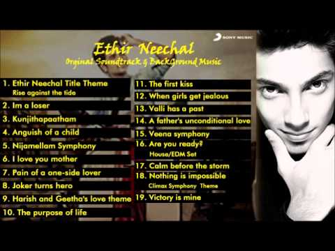 Ethir Neechal Music Box : Original Soundtrack & Background Music by Anirudh Ravichander