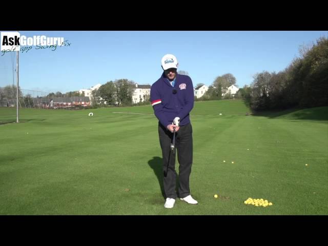 Golf Club Face Control Lesson