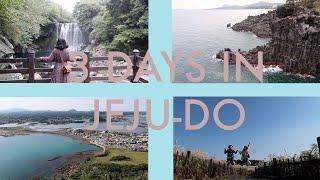KOREA VLOG PT. 2: 3 Days in Jeju-Do
