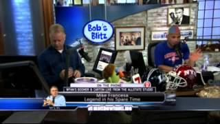 BobsBlitz.com ~ Caller tells Craig Carton he's jealous of Mike Francesa