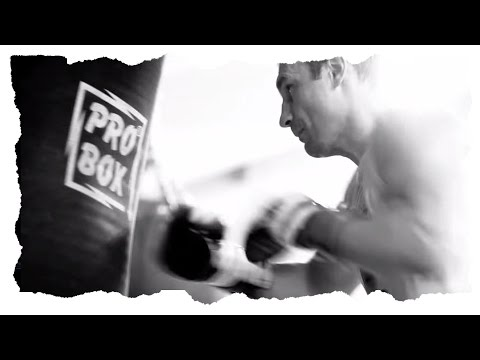 VITALI KLITSCHKO TRAINING CAMP HEAVYBAG WORKOUT