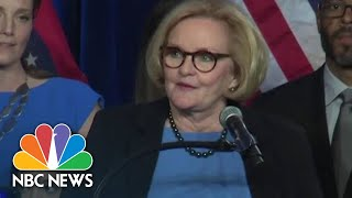 Senator Claire McCaskill Concedes, Josh Hawley Celebrates In Missouri Senate Race | NBC News