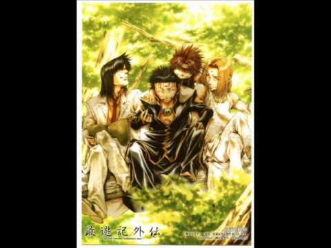 光の方へ/KOKIA FULL |Saiyuki Gaiden OVA ED FULL