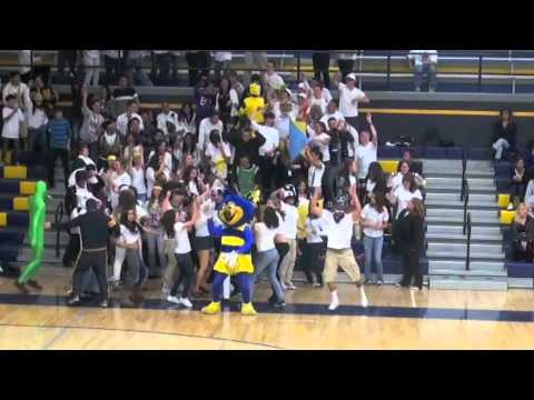 Highland High School ABQ Harlem Shake II
