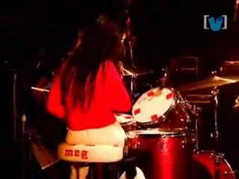 White Stripes - Death Letter (Son House Cover live)