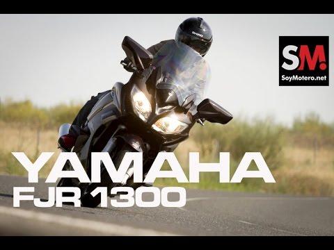 Prueba Yamaha FJR1300A 2014