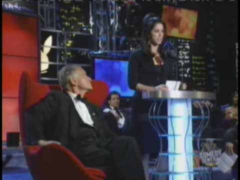 Sarah Silverman roasts Hugh Hefner