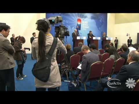 Van Rompuy: Germany drives 'multispeed' recovery in EU
