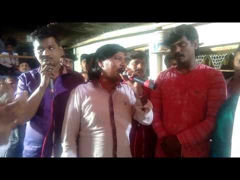 Pahili Aarati Manachi- Yedeshwari Aarti by chandan kamble live @pune
