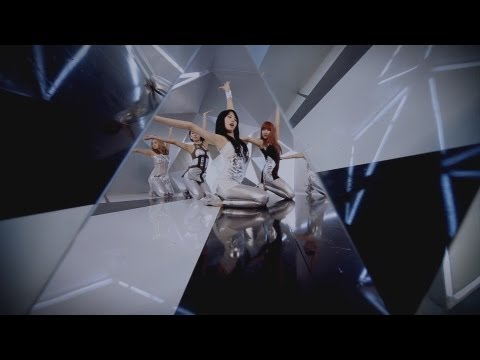 4MINUTE - 거울아거울아 (Mirror Mirror) MV
