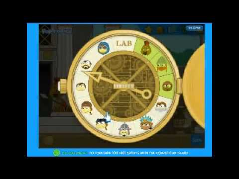 poptropica know how: time tangled island part 1