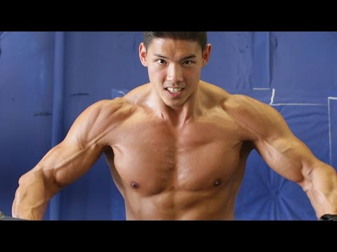 Ripped Chest Workout video