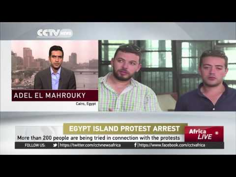 152 Egyptian protesters to spend time in prison