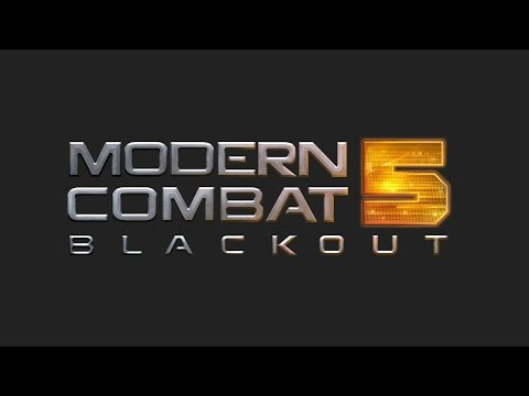 Descargar Modern Combat 5: Blackout v1.0.1c (Apk+Datos SD) 1 Link MEGA!