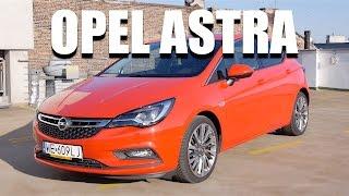 Opel Astra 2016 1.4 Turbo 150 KM (PL) - test i jazda próbna