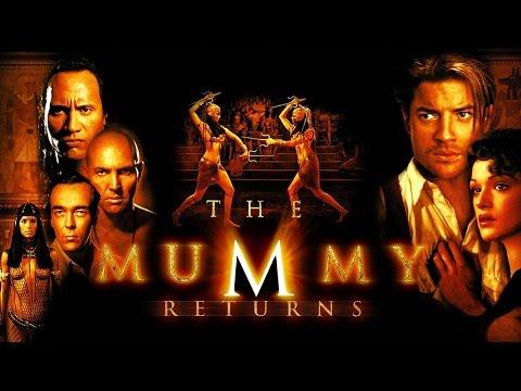 The Mummy Returns – Alan Silvestri (Soundtrack)