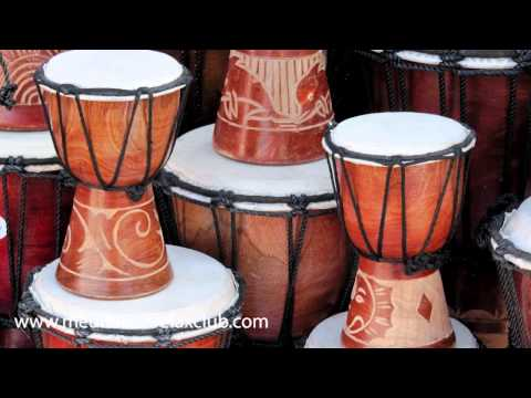Native American Music and Ethnic Drum Music, Nature Music for Vital Energy and Sound Therapy