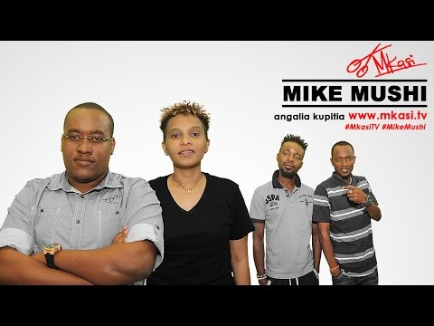 Mkasi Promo With Mike Mushi