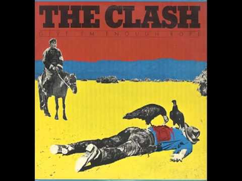 Clash - All The Young Punks