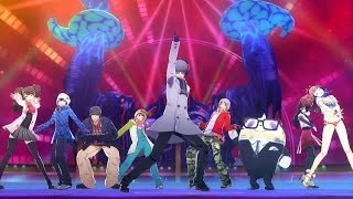 Reach Out To The Truth (ALL NIGHT) King Crazy | Persona 4 Dancing All Night~