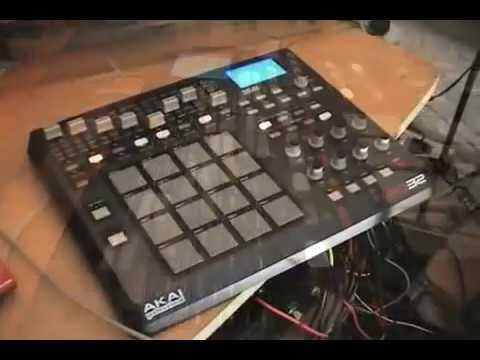 Akai Pro MPD32: DJ Mag Review