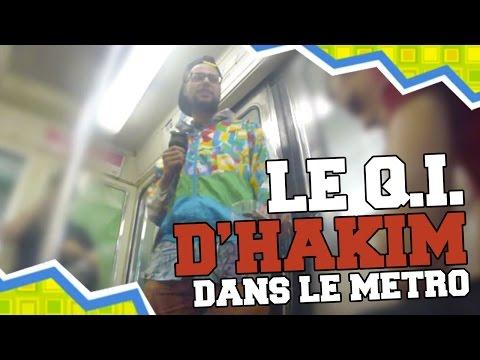 Le QI d'Hakim - EPISODE 1 : Dans le métro