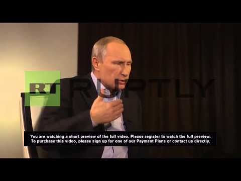 Russia: 'NATO eastward expansion a geopolitical game changer' - Putin