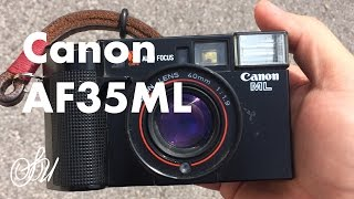 Canon AF35ML Review