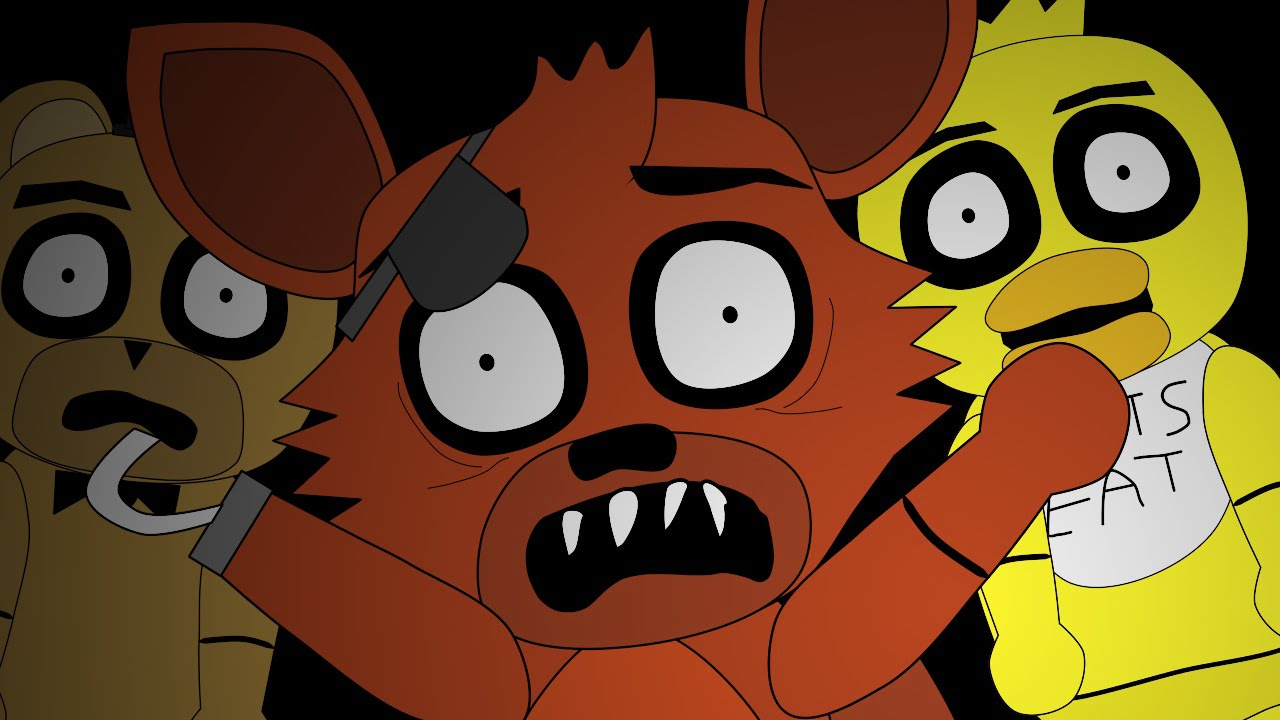 the final night 5 nights at freddys animated parody
