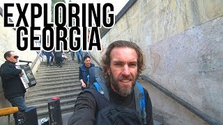 HOW TO TRAVEL GEORGIA (the Country) SUPER CHEAP!