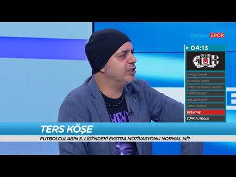 Ters Köşe - 8 Kasım 2017 (Beşiktaş, Şampiyonlar Ligi'nde neden daha başarılı?)