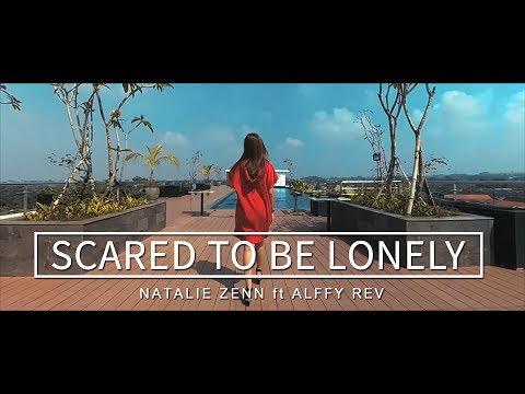 Martin Garrix & Dua Lipa - Scared To Be Lonely (Natalie Zenn feat Alffyrev Cover)
