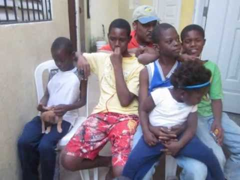 Haitian Kids in Dominican Republic Inspired by Council Member MATHIEU EUGENE