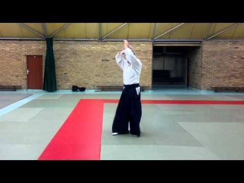 Aikido Bokken - Happo Giri (Aikido Kobayashi Ryu) Image 1