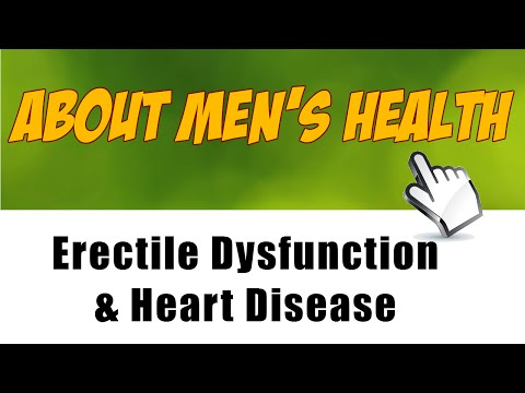 Can Erectile Dysfunction be a Sign of Heart Disease